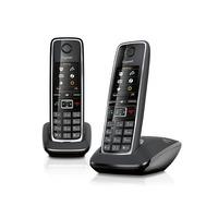 Gigaset C530 Duo DECT-telefoon - Zwart,Zilver