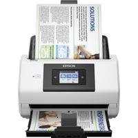 Epson WorkForce DS-780N Scanner - Zwart, Wit