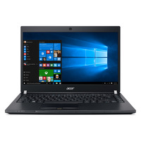Acer TravelMate TMP648-G3-M-518Q - AZERTY Laptop - Zwart
