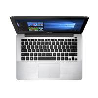 ASUS X302UA-1A Composants de notebook supplémentaires - Noir,Gris