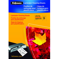 Fellowes A4, 215 x 1 x 303mm Reinigingstape - Wit