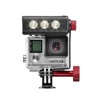 Manfrotto Off road ThrilLED Light & Bracket for GoPro cameras - Noir