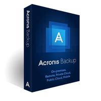 Acronis Backup 12, Workstation, Subscr. 1 Y Software licentie