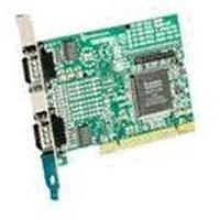 Lenovo Brainboxes 2 Port RS232 Standard Height PCI Serial Adapter Adaptateur Interface