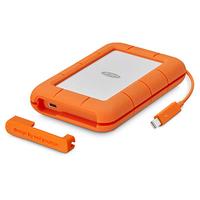 LaCie Rugged Thunderbolt USB-C Disque dur externe - Orange