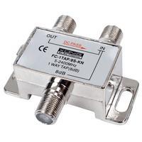 König Dérivateur 1 voie, 5- 2400 MHz, 8dB Répartiteur de câbles