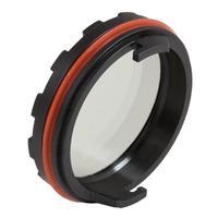 Mobotix Polarization Filter Filtre de caméra - Noir, Rouge, Transparent