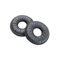 POLY 38065-25 - Plantronics Leatherette Ear Cushions Pack of 25 écouteurs coussin - Noir