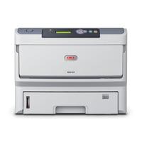 OKI B840dn Laserprinter - Zwart