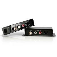 StarTech.com Extendeur vidéo composite sur Cat 5 avec audio Rallonges AV