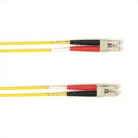 Black Box LC–LC, 3m Câble de fibre optique - Jaune