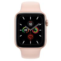 Apple Watch Series 5 44mm Goud Smartwatch
