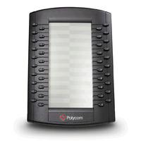 POLY 2200-46350-025 Commutateur de téléphonie - Noir