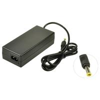 2-Power CAA0672A Netvoeding & inverter - Zwart