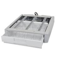 Ergotron Tiroir simple supplémentaire SV43/44 Accessoires panier multimédia - Gris, Blanc
