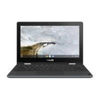 ASUS Chromebook C214MA-BU0310-BE - AZERTY Laptop - Grijs