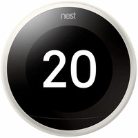 Nest Learning Thermostat - Blanc
