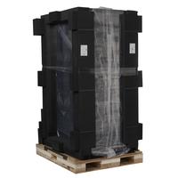 """APC NetShelter SX 42U 750mm(b) x 1070mm(d) 19"""" IT rack, behuizing met zijpanelen, zwart, Shock Packaging ....."""