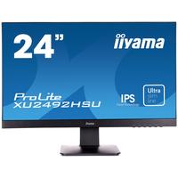 Iiyama ProLite XU2492HSU Monitor - Zwart