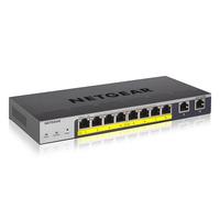 Netgear GS110TPP Switch - Grijs