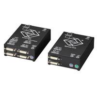Black Box ServSwitch Console à rallonger - Noir