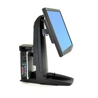 Ergotron Neo Flex Neo-Flex All-In-One SC Lift Stand Monitorarm - Zwart