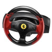 Thrustmaster Ferrari Racing Wheel Red Legend PS3&PC Contrôleur de jeu - Noir, Rouge