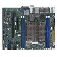 Supermicro Flex ATX, 22.86cm x 18.42cm, Intel Xeon Processor D-2183IT, CPU TDP support 100W Carte mère du .....