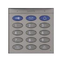 Mobotix Keypad With RFID Technology For T26, Dark Gray - Grijs
