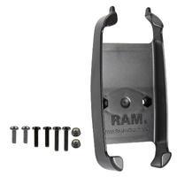 RAM Mounts RAM Form-Fit Cradle for Lowrance AirMap 600C, Explorer, H20 + More - Noir
