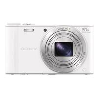 Sony Cyber-shot DSC-WX350 Caméra digitale - Blanc