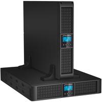 PowerWalker VFI 3000RT LCD UPS - Zwart