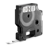 DYMO D1 -Standard Labels - Black on White - 9mm x 7m Labelprinter tape