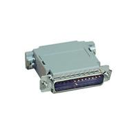 Black Box Null-Modem Adapter, DB25 Male/Female, Pinning B Adaptateur de câble