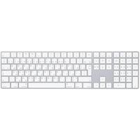 Apple Magic Keyboard met numeriek toetsenblok - Arabisch - QWERTY Toetsenbord - Wit