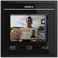 Mobotix MX-DISPLAY3-B - Zwart