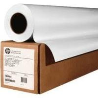 """HP Gloss Poster Paper, 3-in Core - 101.6 cm (40"""") x 200ft Papier - Wit"""