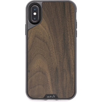 Limitless 2.0 Case iPhone Xs / X - Walnut - Dark Brown Wood