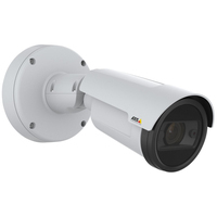 Axis P1447-LE Caméra IP - Noir, Blanc