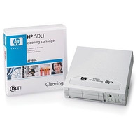 Hewlett Packard Enterprise Cartouches SDLT HP Cleaning Cartridge Cartouche de nettoyage - Noir