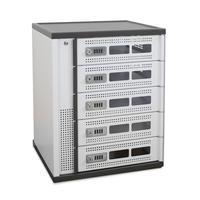 Ergotron 15 Devices, 11.4kg Capacity, 508x457x635g, Black/Grey - Noir, Gris