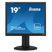 Iiyama ProLite B1980SD Monitor - Zwart