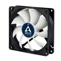 ARCTIC F9 Cooling - Zwart,Wit