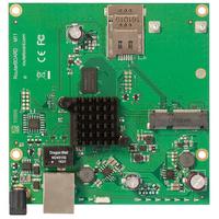 Mikrotik RBM11G Router - Zwart, Groen, Grijs