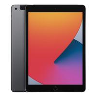 "Apple iPad (2020) WiFi + Cellular 128GB 10,2"" Spacegrijs Tablet"