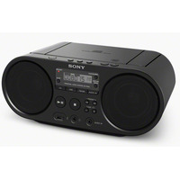 Sony ZS-PS50 CD-radio - Zwart