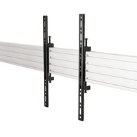 B-Tech BT8390-VESA400F Muur & plafondsteun toebehoren - Zwart