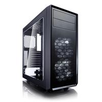 Fractal Design Focus G Computerbehuizing - Zwart