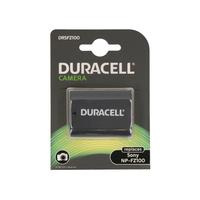 Duracell Camera Battery 7.2V 2040mAh replaces Sony NP-FZ100 Battery - Noir