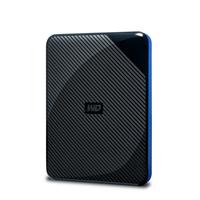 Western Digital WDBDFF0020BBK-WESN Disque dur externe - Noir, Bleu